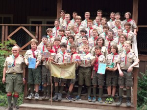 2015 Camp Parsons
