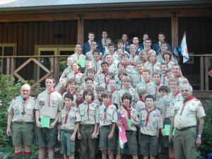 2014 Camp Parsons